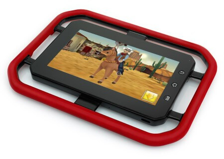 The VINCI Tab is what will keep junior away from your own toys