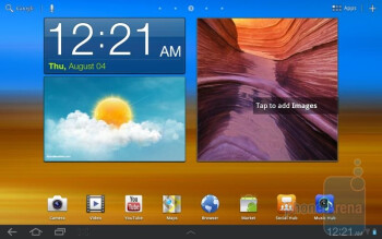 Samsung TouchWiz UX Hands-on
