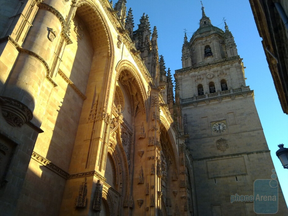 2. Dobell - Nokia N85Catedral of Salamanca, Spain - Cool images, taken with your cell phone #7