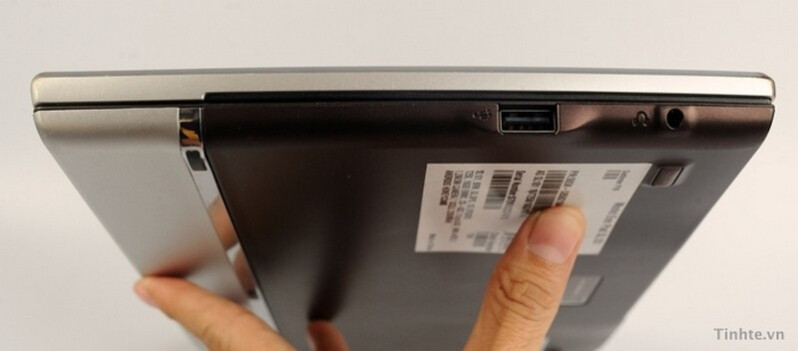 Fresh Asus Eee Pad Slider video preview and pictures emerge