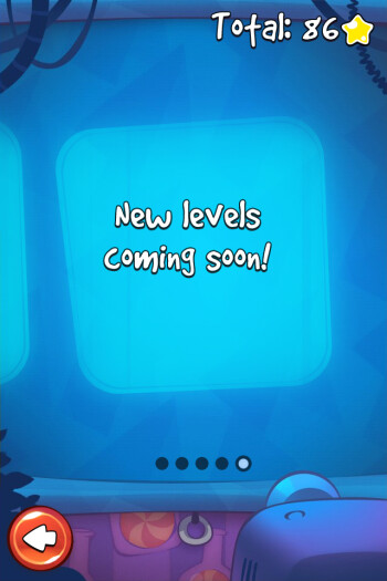 Om Nom returns in Cut The Rope sequel: Experiments
