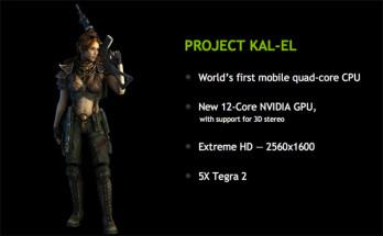 NVIDIA's Kal-El has been delayed