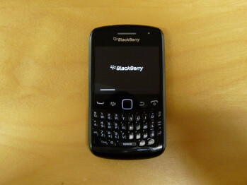 RIM's BlackBerry Curve 9360 breaks cover unofficially, could be the Apollo