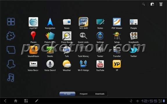 Screenshots from the HTC Puccini - Screenshots of the HTC Puccini are leaked