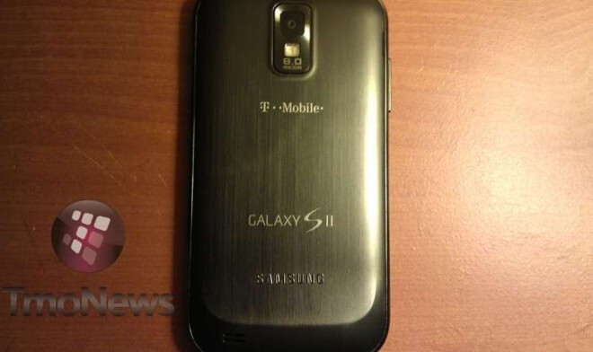 The Samsung Hercules is the T-Mobile variant of the Galaxy S II - Samsung Hercules photo leaks with T-Mobile branding