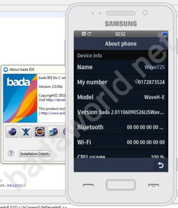 Samsung mentions three new bada handsets, Wave 3 among them