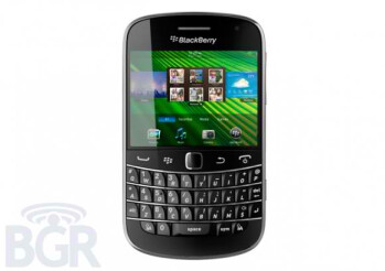 First QNX smartphone is dubbed as the BlackBerry Colt; coming in Q1 2012