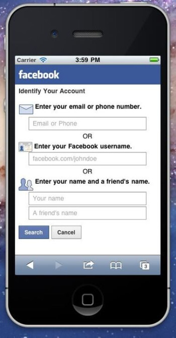 New security options are now available to mobile Facebook users