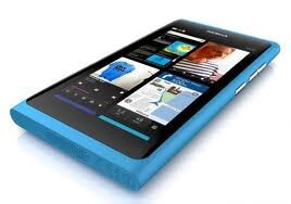 The Nokia N9 will be available in many colors but won't be available to the red, white and blue