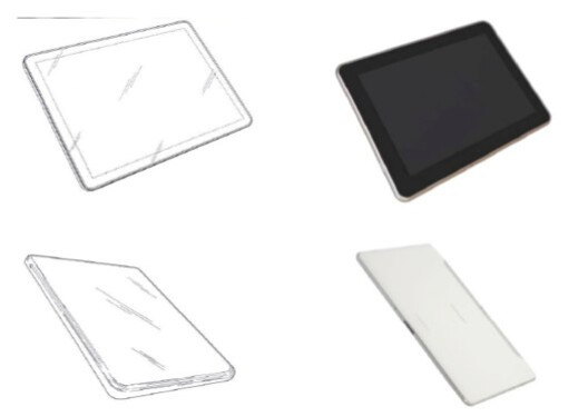 Apple's motion for an European ban on the Samsung Galaxy Tab 10.1 leaks with comparative design drawings