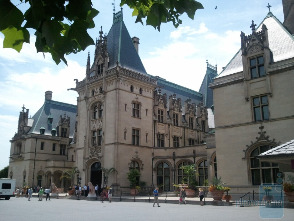 6. Ken Wright - Samsung FascinateBiltmore Estate - Cool images, taken with your cell phone #8