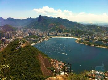 9. Nafra - Apple iPhone 4Guanabara Bay, Rio de Janeiro