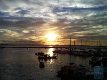 10. Nafra - Apple iPhone 4Salvador's Harbor, Brazil