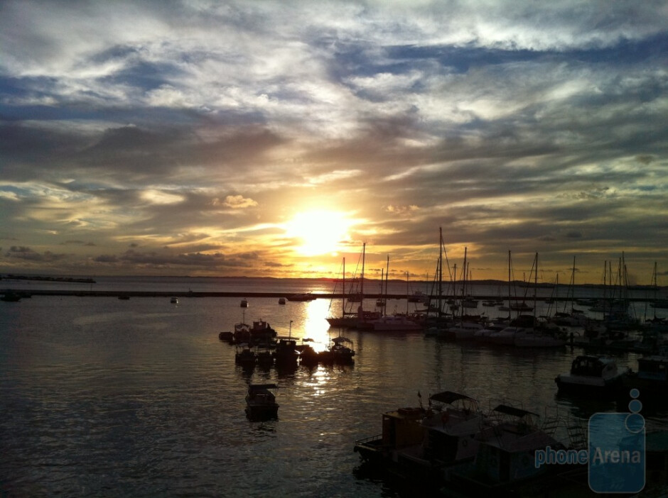 10. Nafra - Apple iPhone 4Salvador's Harbor, Brazil - Cool images, taken with your cell phone #8