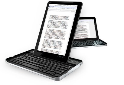 Logitech Bluetooth Keyboard for the Samsung Galaxy Tab 10.1 - Logitech puts out two Bluetooth keyboards; one made specifically for the Galaxy Tab 10.1