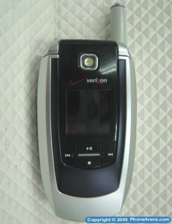 FCC approves KTF (UTStarcom) CDM-9945 with Verizon branding