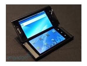 The dual-screen Kyocera Echo