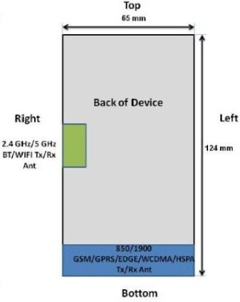 Samsung SGH-I927 given the thumbs up by the FCC; could this finally be the Attain?