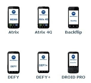 Acer Iconia Smart and Motorola DEFY+ are to appear September in Germany