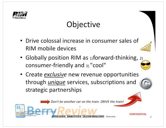 """RIM takes out the big guns; will attempt to """"stomp the competition"""""""