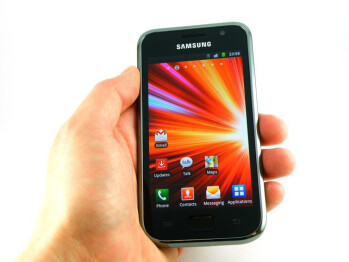 Samsung Galaxy S Plus packs beefier hardware inside the shell of the original model