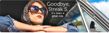 """Dell says goodbye to the Streak 5 and that """"it's been a great ride"""""""
