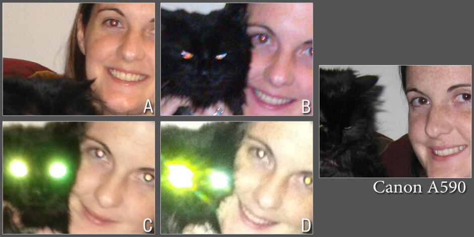 100% Crops - Blind cameraphone comparison 2 (Indoor test)