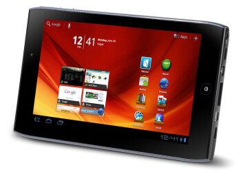 Acer ICONIA TAB A100 lands on US shores bearing a tempting price tag