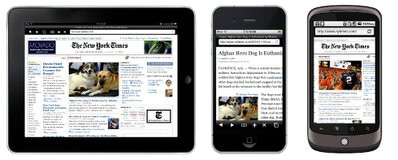 """Puffin is optimized to work with the iPhone, iPad and Android phones."""" &nbsp - Puffin Web Browser review: Flash for the iPhone/iPad"""