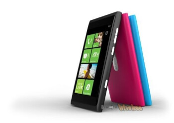 The Nokia Sea-Ray, likely to be the manufacturer's first Windows Phone Mango phone