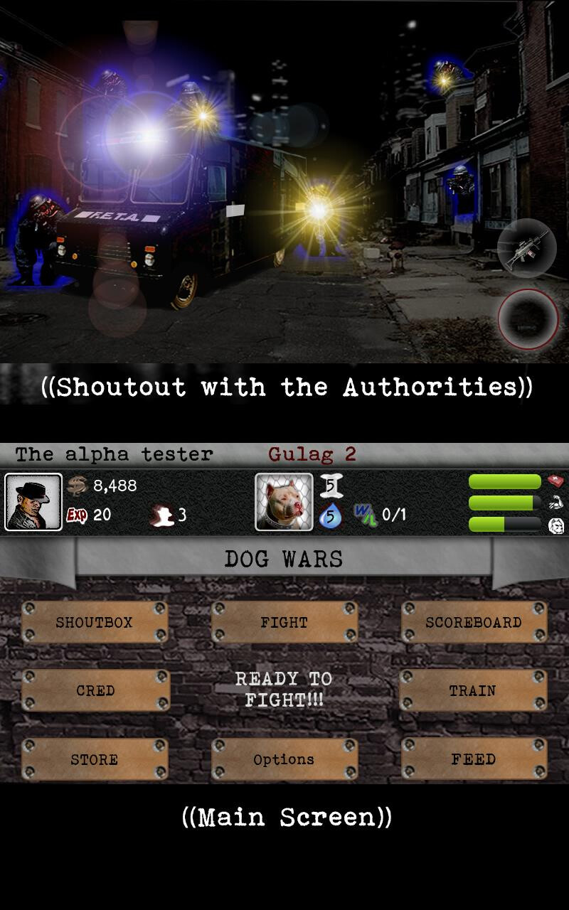 Portions of the $4.99 price of KG Dogfighting goes to the Humane Society - Android Market gets its dog fighting app back