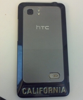 A real live model of the HTC Holiday was purchased on Craig's List