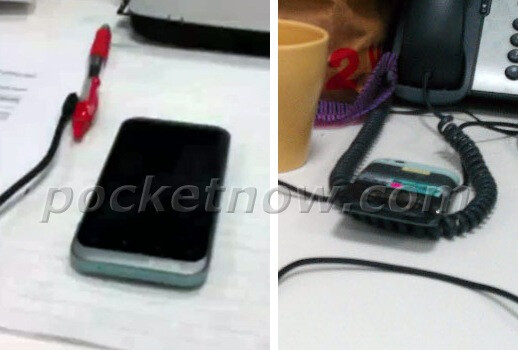 The HTC Bliss spotted in the wild - HTC Bliss and HTC Pico pose for the camera in hopes to grab some attention