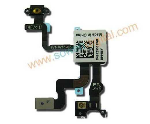 Parts allegedly belonging to the Apple iPhone 5 - Pictures allegedly show internal components of the Apple iPhone 5