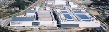 Sharp's state-of-the-art Kameyama LCD plant