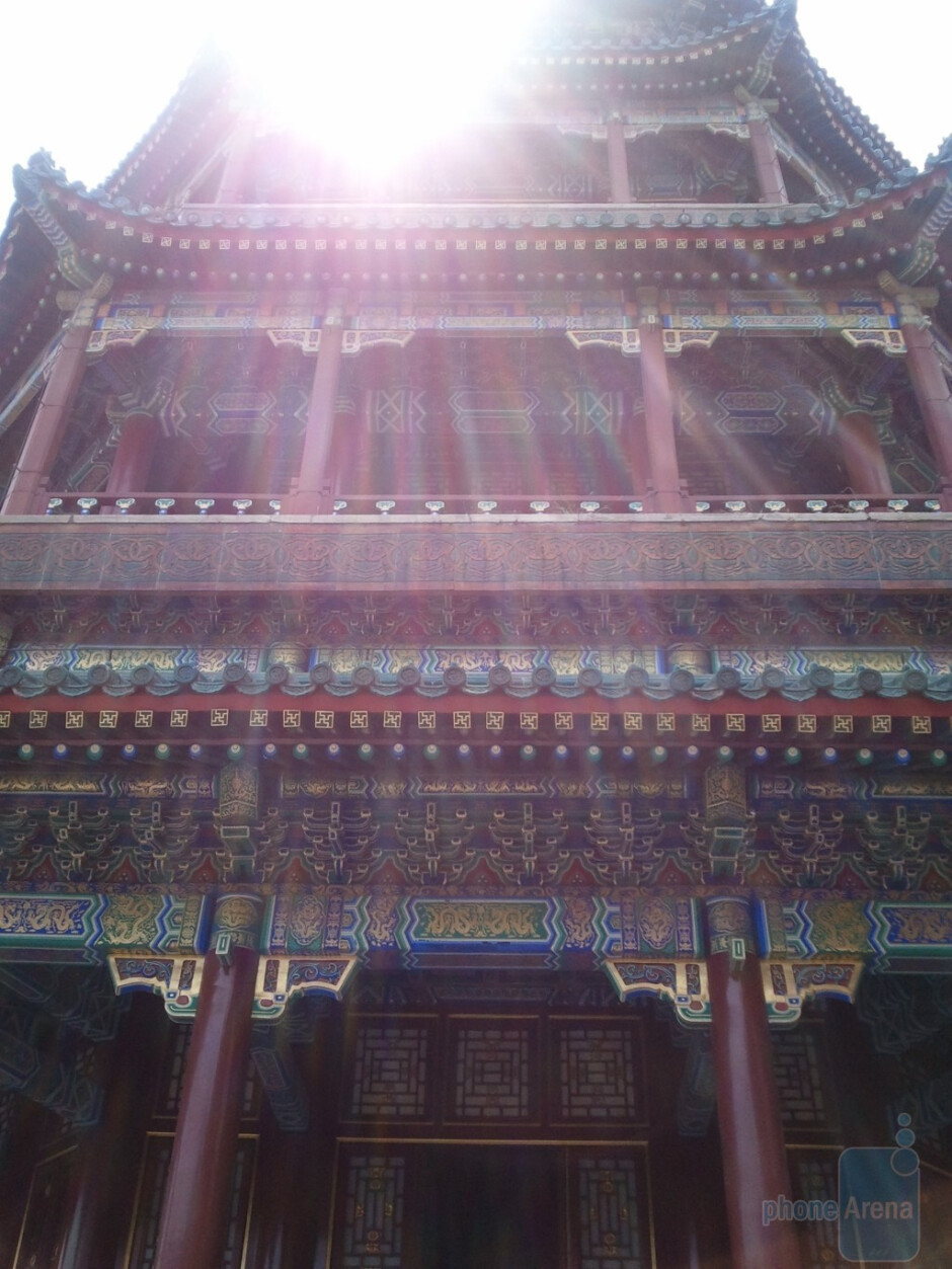 12. Paul Throgmorton - Samsung FocusEmperor's Summer Palace in Beijing, China - Cool images, taken with your cell phone #9