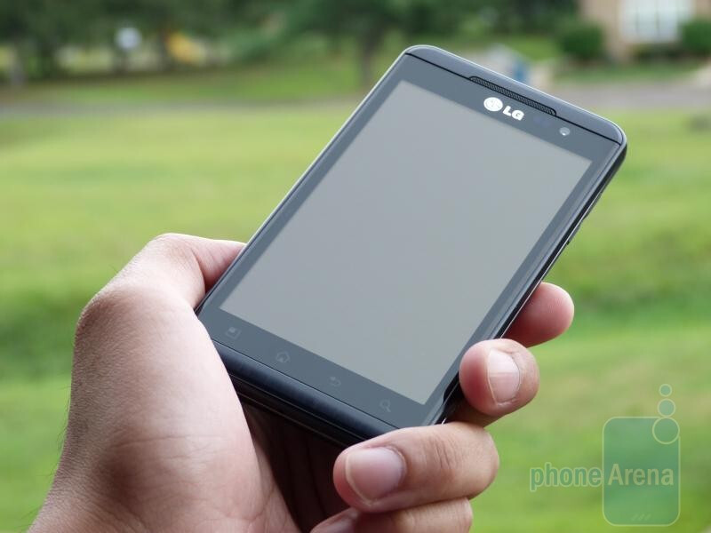 LG Thrill 4G Unboxing