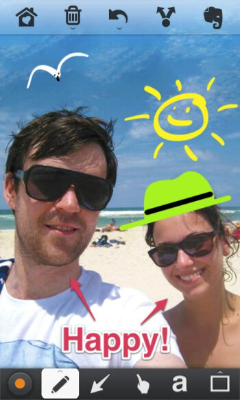 Skitch for Android