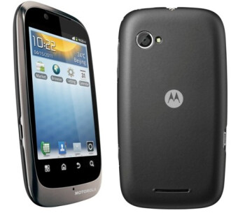 Motorola XT531 materializes over at the FCC showing support for AT&T 3G