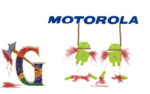 Why Motorola will not be the exclusive Android manufacturer