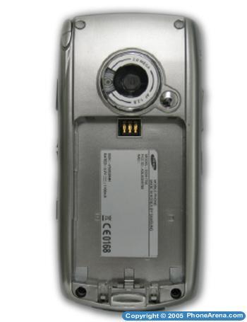 FCC says OK to Samsung slider GSM Pocket PC Phone - SGH-i750