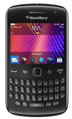 The BlackBerry Curve 9350
