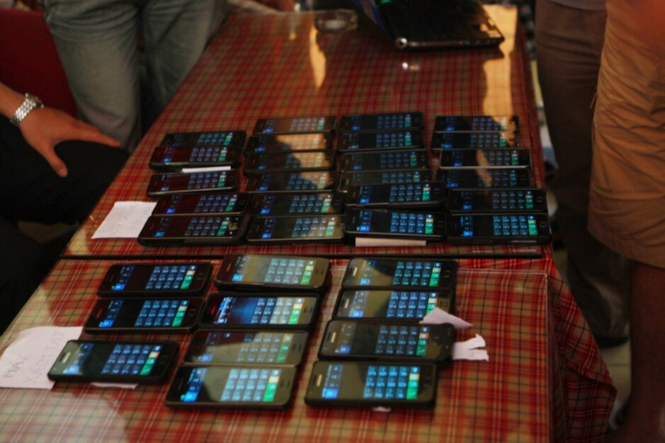 Samsung Galaxy S II users in Vietnam claim screen issues in locally produced units, Samsung debunks it