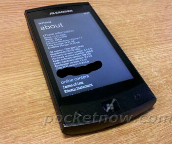 Leaked LG E906 smartphone might be a designer version of the Optimus 7