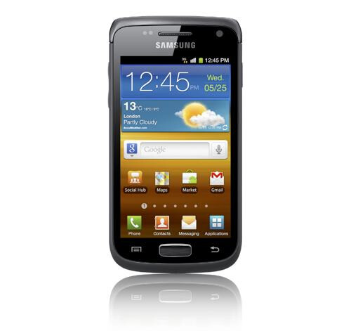 Samsung Galaxy W - Samsung outing Galaxy W, M Pro, Y, Y Pro in its new naming scheme for an Android assault on emerging markets