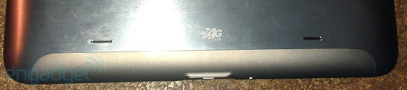 HTC Jetstream leaks in flesh and blood flaunting AT&T LTE connectivity