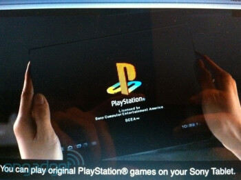 These leaked spy shots shed some light on the features of the Sony Tablet S