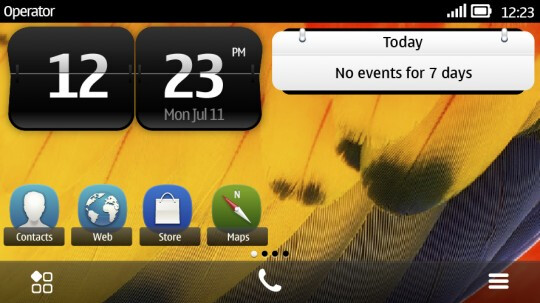 Nokia pulls the wraps off beautiful Symbian Belle
