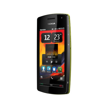 Nokia 600 runs Symbian Belle and comes equipped with the loudest speaker on a phone to date