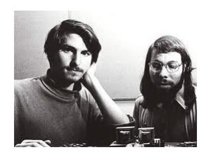 Steve Jobs over the years